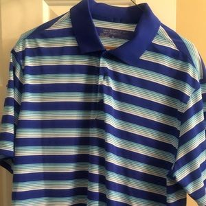 Men's Nike Tour Performance Dri-Fit Golf polo sz L